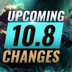 LEAGUE OF LEGENDS PATCH 10.8 FOR THE JUNGLE