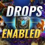 GET LEAGUE OF LEGENDS DROPS WATCHING LIVE ESPORTS MATCHES