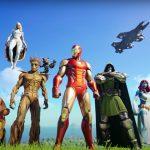 FORTNITE CHAPTER 2, SEASON 4: OVERDOSE OF MARVEL HEROES?