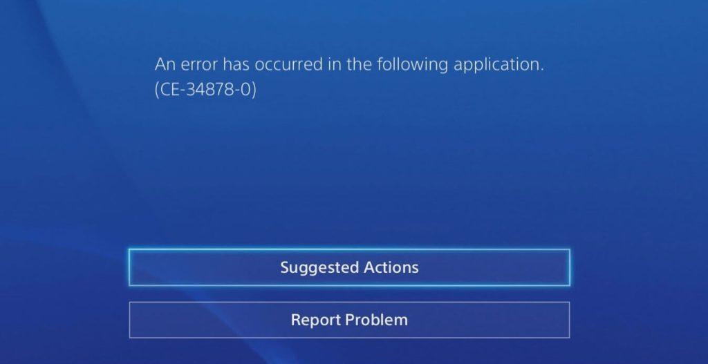 cod-error