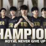 ROYAL NEVER GIVE UP WINS SECOND MID-SEASON INVITATIONAL TITLE